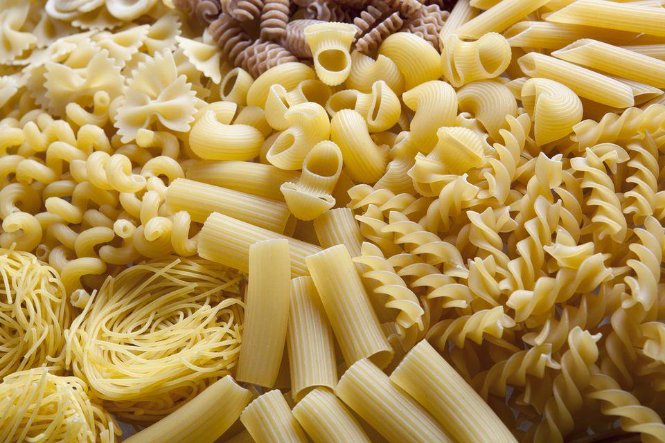 Pasta variation