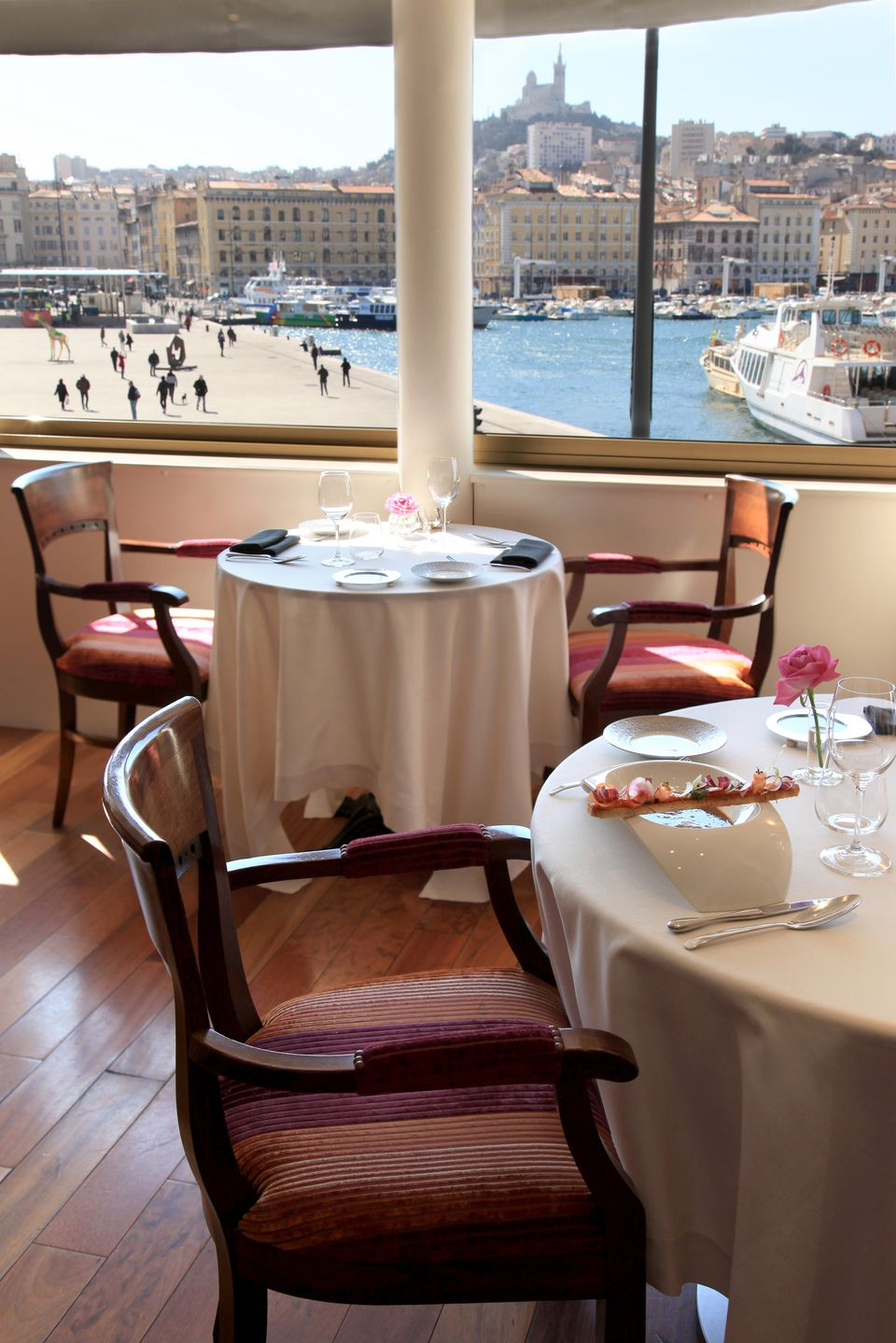 Marseille restaurants from top choices to small bistros - Restaurant une table au sud marseille ...