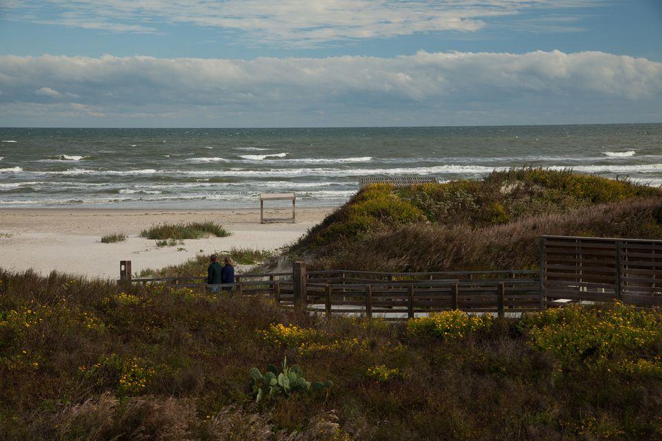 Padre Island National Seashore Primitive Camping