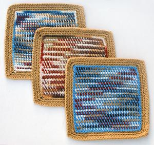 Find Free Crochet Patterns for These Dishcloths