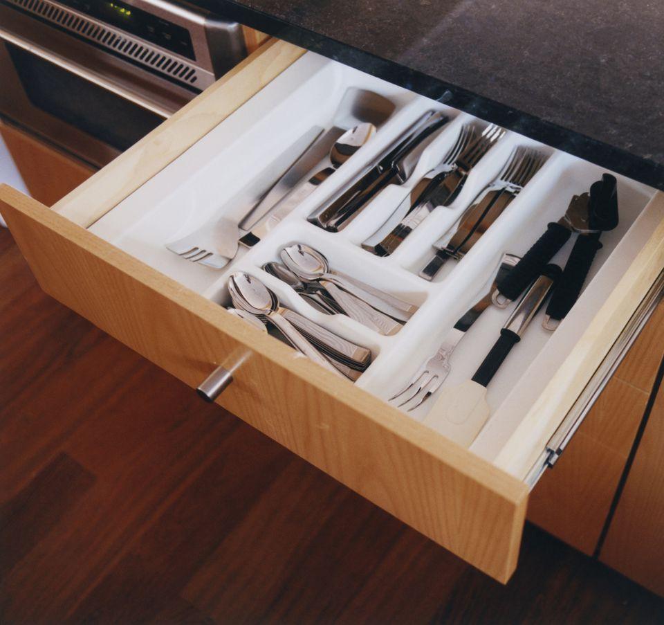 organized/drawer
