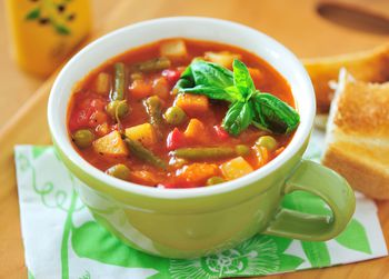An Easy But Delicious Recipe For Mixed Vegetable Soup