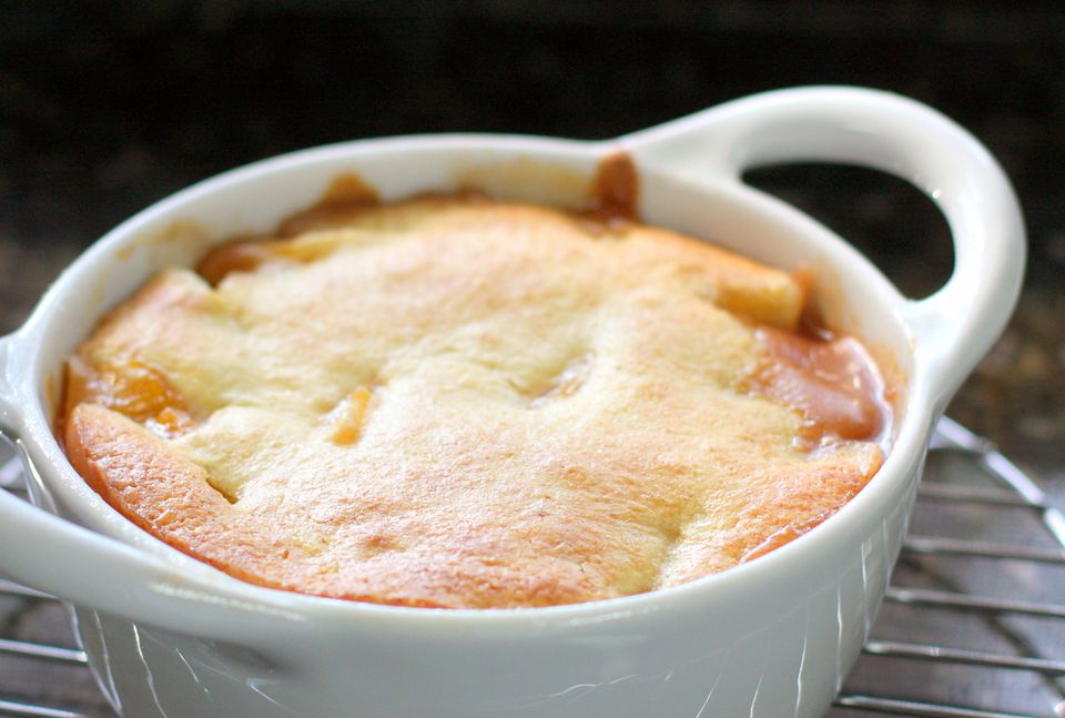 Favorite Peach Cobbler