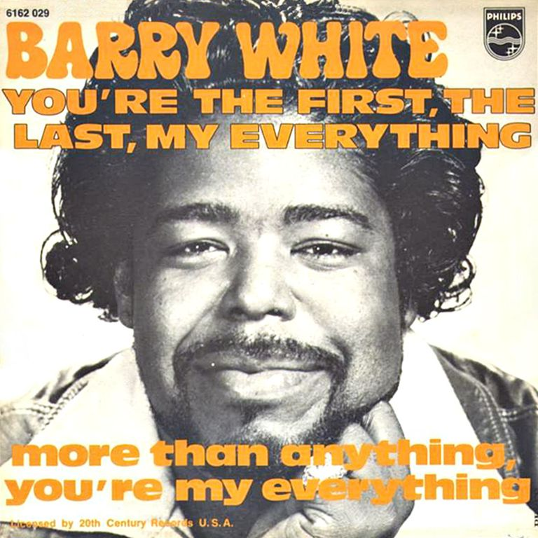 Barry White You're the First, My Last, My Everything