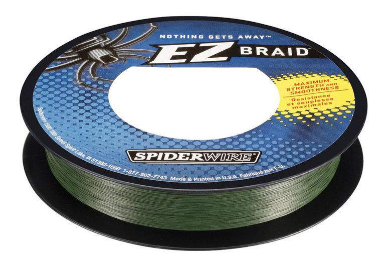 Braid fishing line the good and bad for Good fishing line