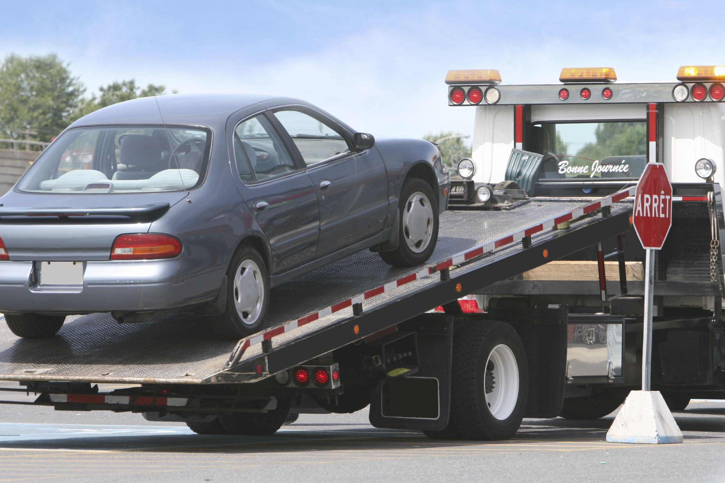 How Do I Get My Car Out of Impound?