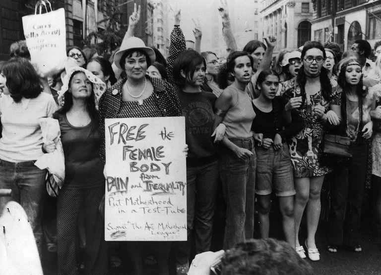 Liberacion sexual mujer 1970s