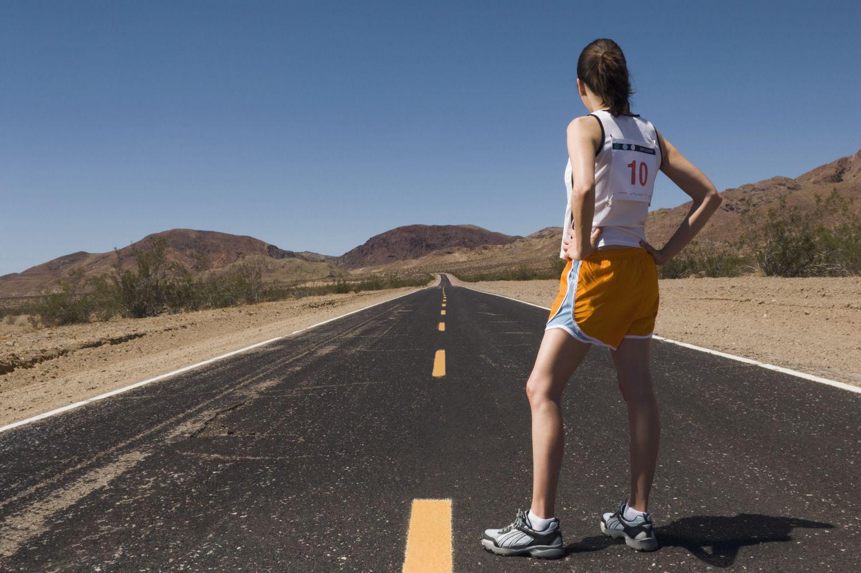 Ultramarathon Walking