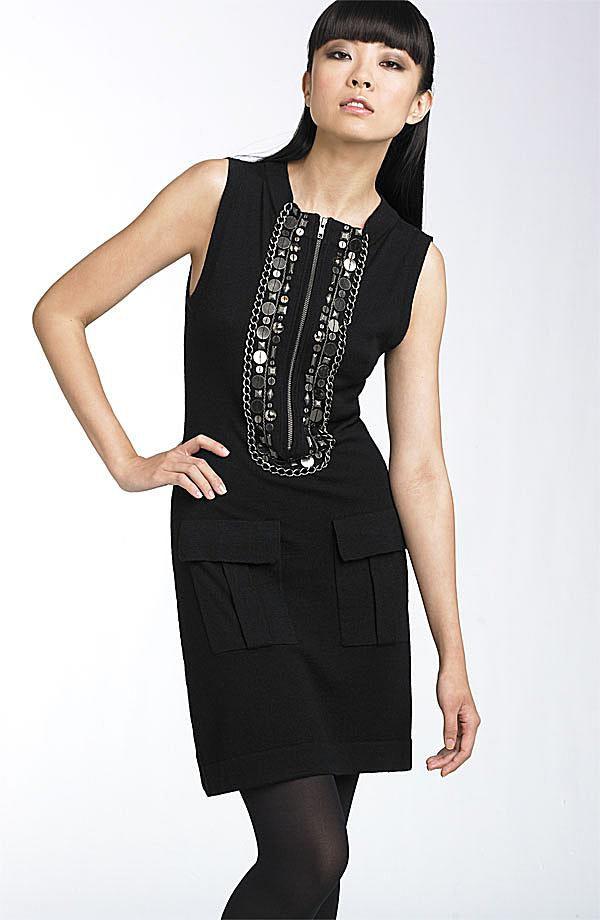 Nanette Lepore 'Midnight' Minidress