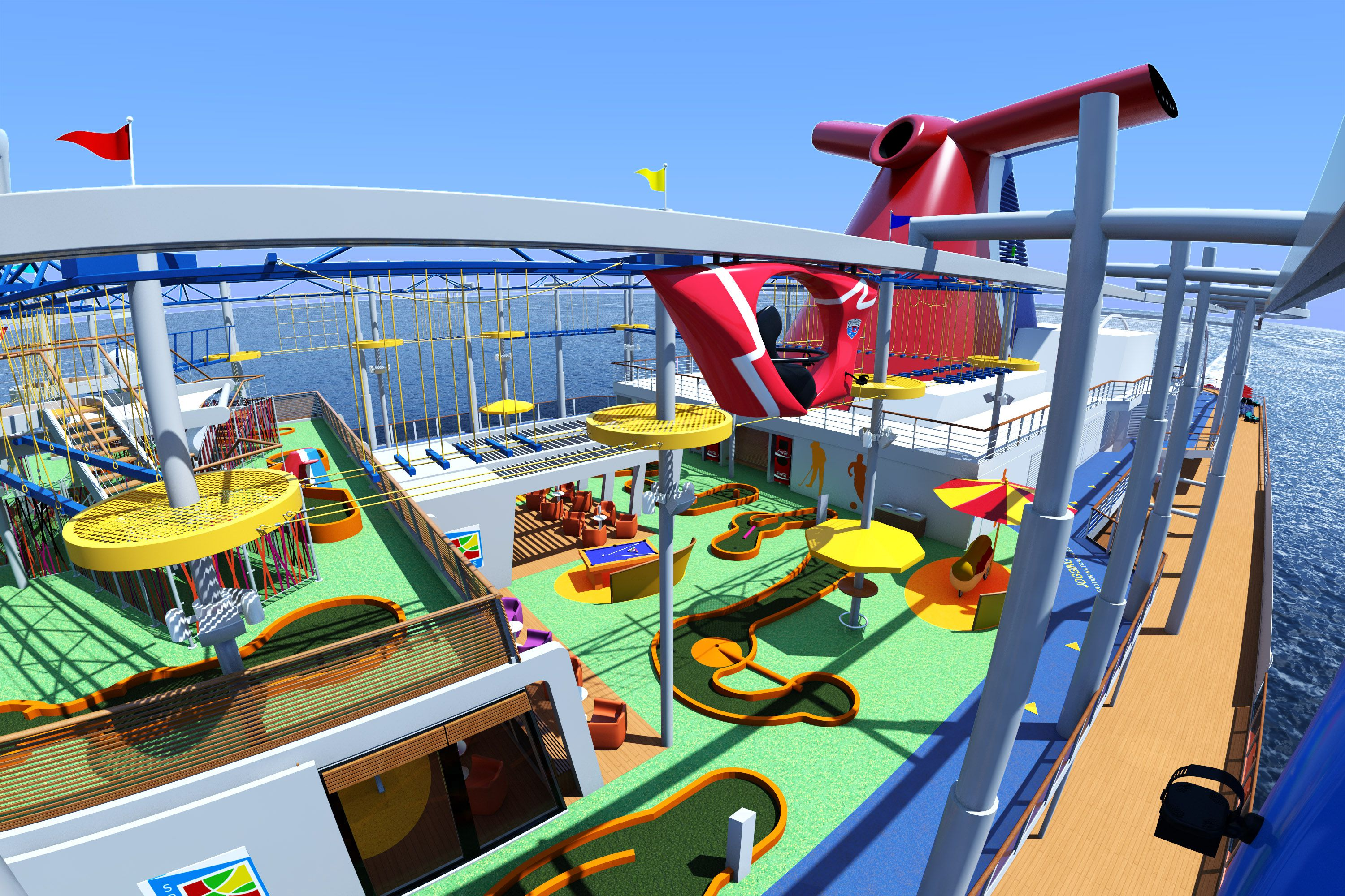 Carnival Vista For Families Cruising With Kids