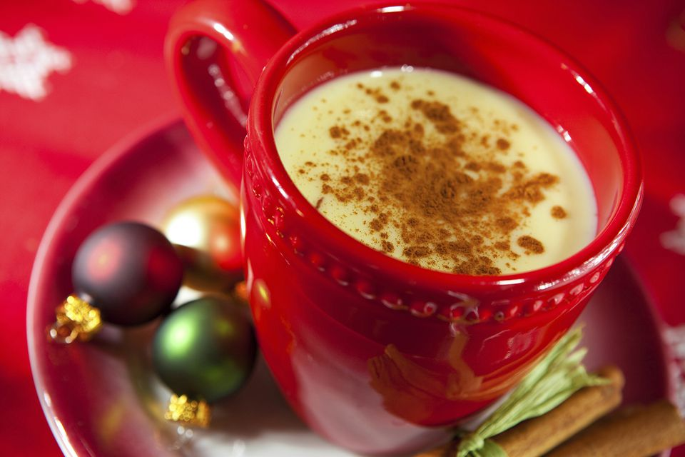 12 Best Holiday Eggnog Cocktail Recipes