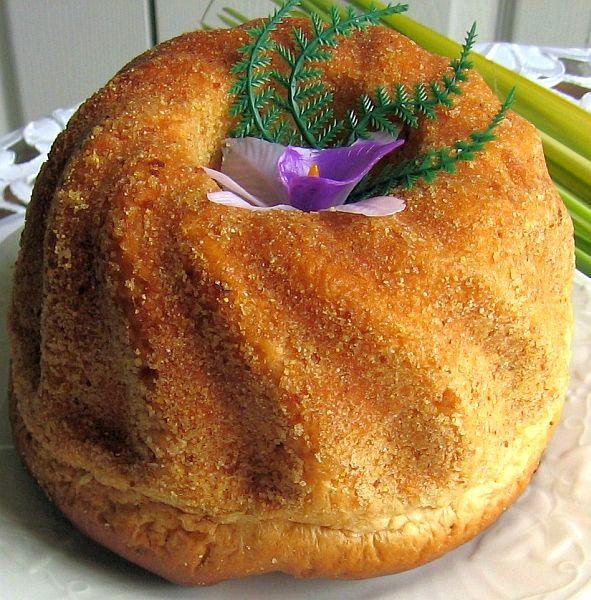 Traditional Polish Babka