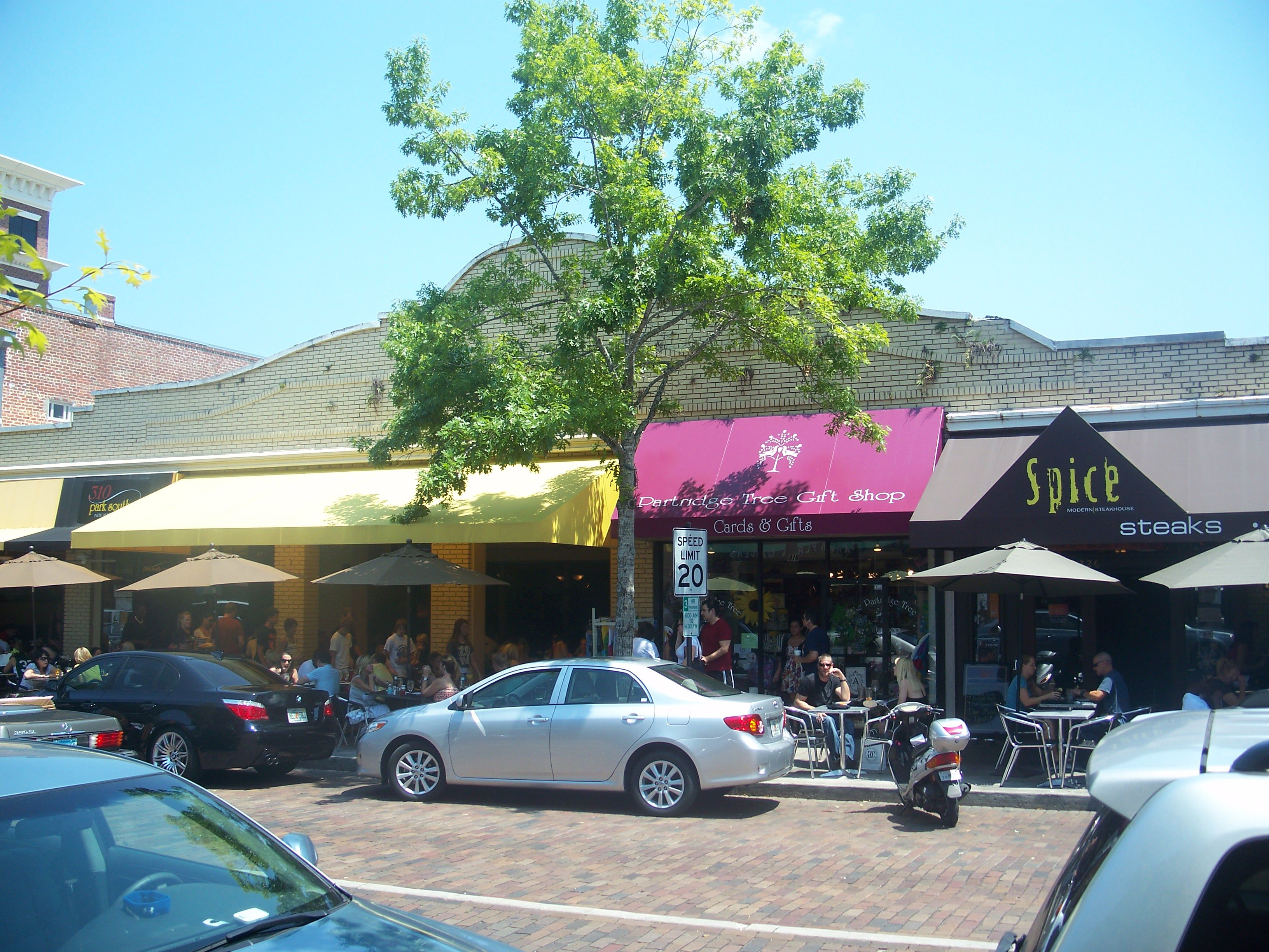 Unique Shops Of Winter Park