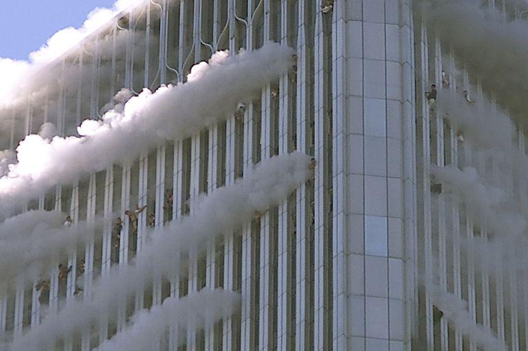 9 11 Photos Attack On The World Trade Center