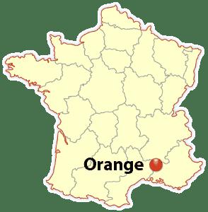 An Orange France Travel Guide