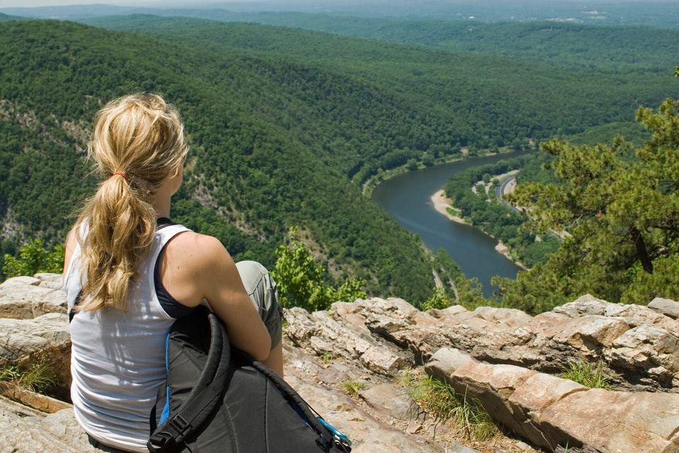 Hiking, Delaware River