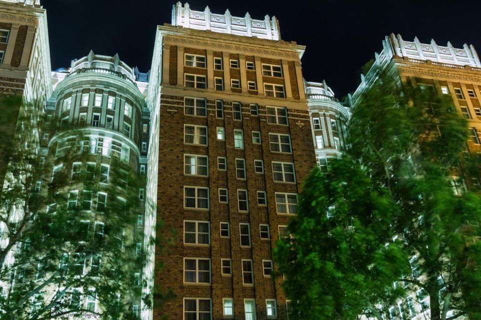 Haunted Hotel Downtown Okc