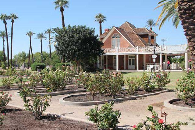 Sahuaro Ranch Park in Glendale, AZ