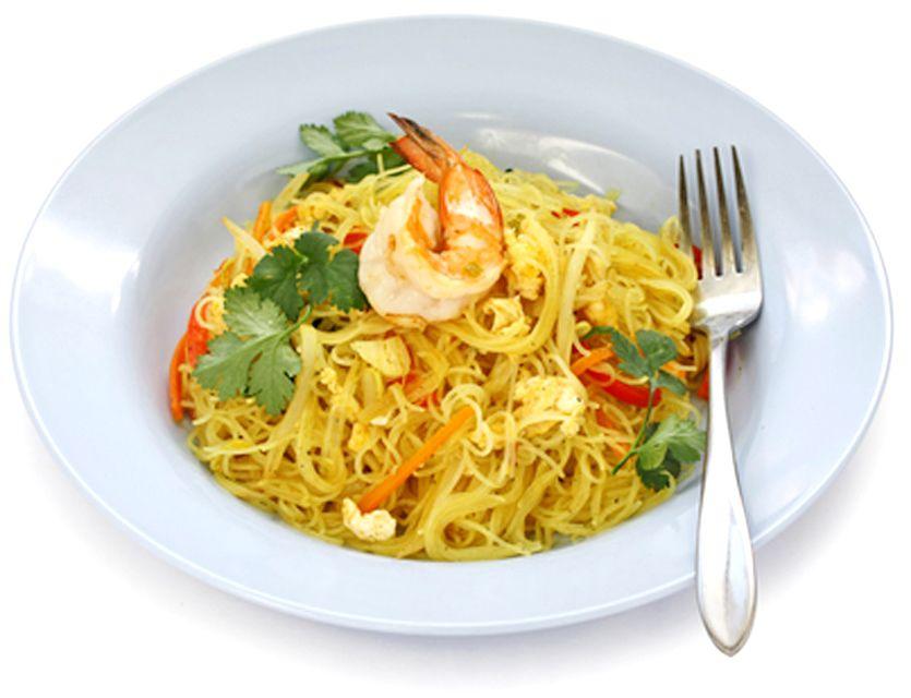 Fantastic Thai Curry Noodles!