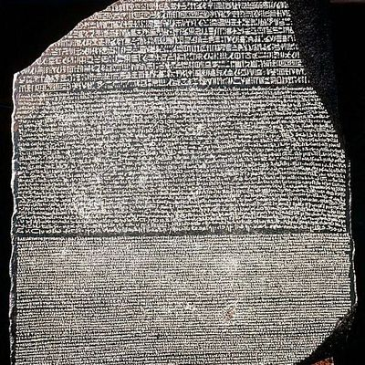Proto-Cuneiform - Earliest Form of Writing on our Planet Rosetta Code