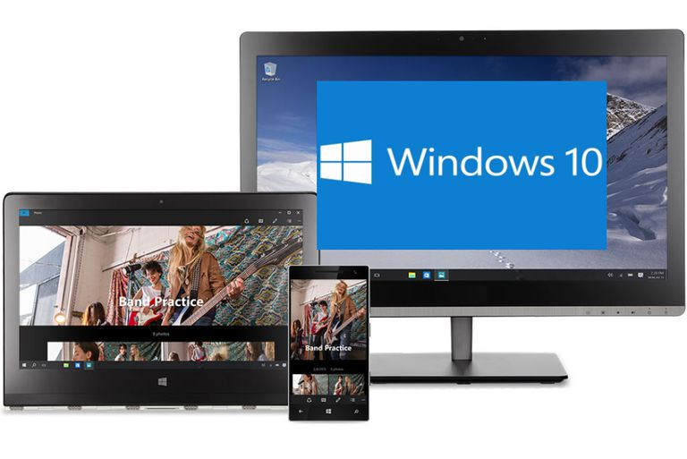 Versiones-Windows10