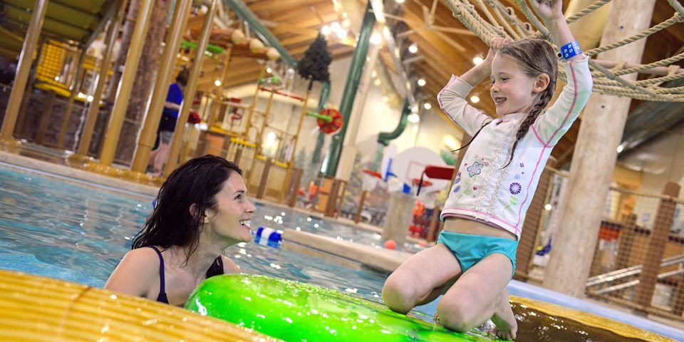 Great Wolf Lodge water park attraction