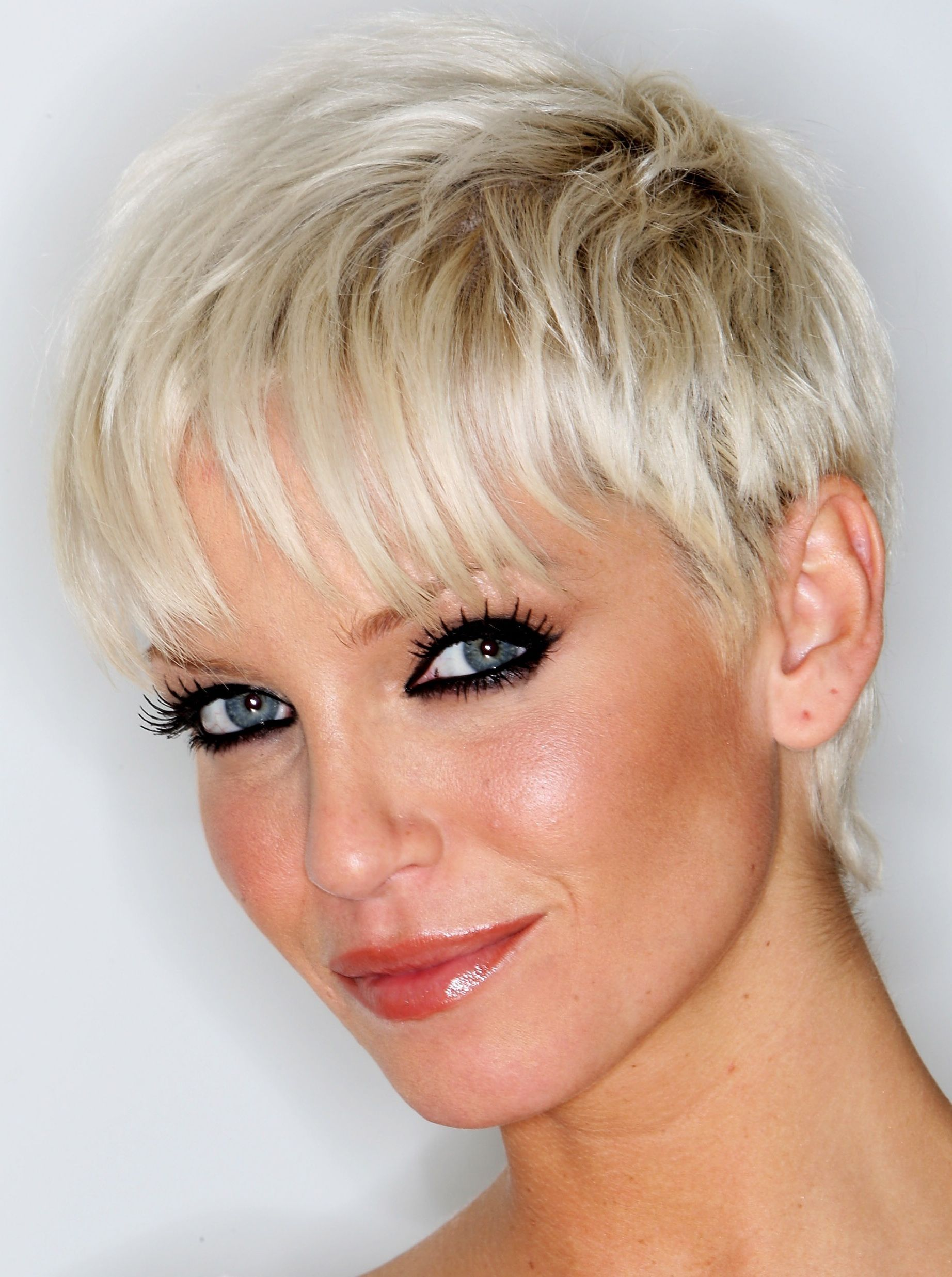 Photos of absolutely gorgeous platinum hair color urmus Gallery