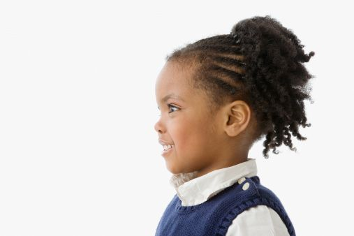 10 Adorable Hairstyles For Black Girls