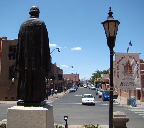 Santa Fe offers historical sites and great food.