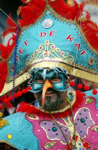 Mardi Gras Costume Ideas