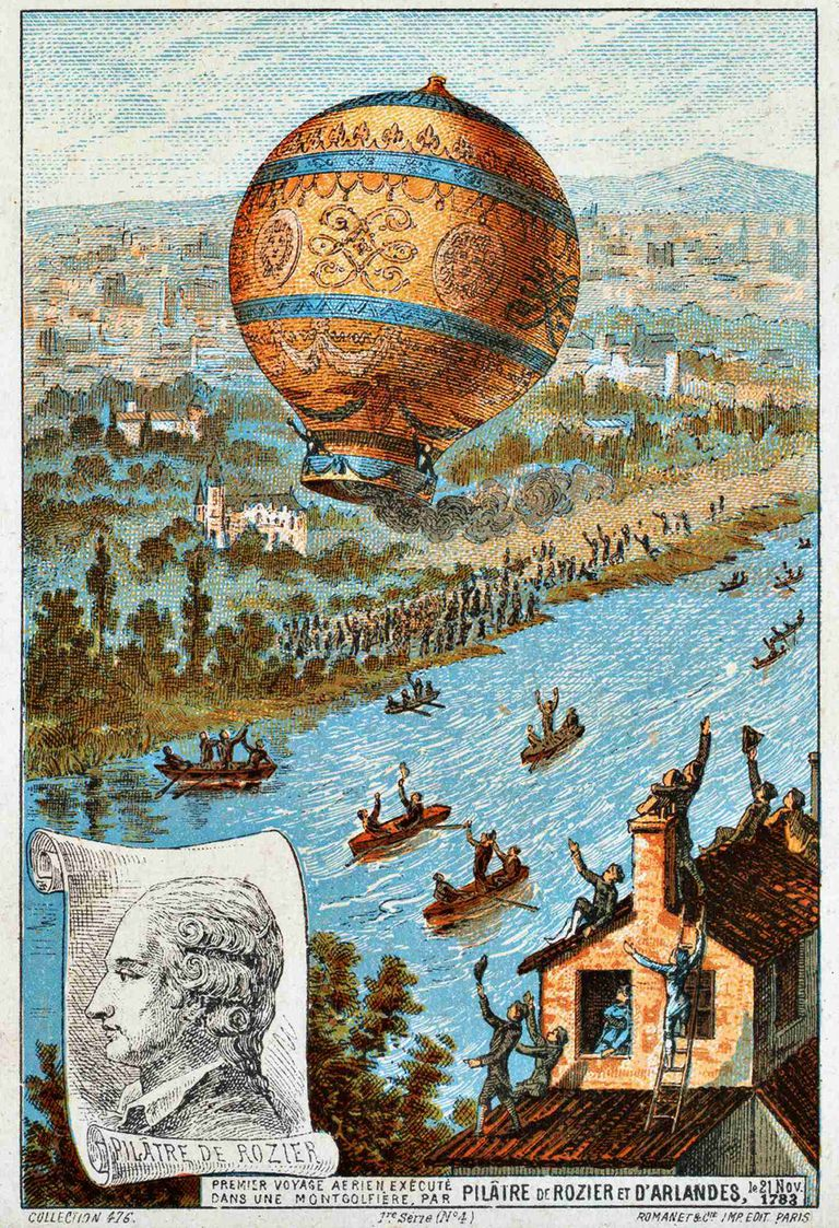 rozier balloon