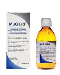 Mugard Mucoadhesive Oral Wound Rinse