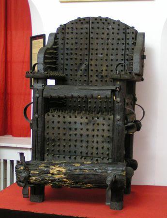 Torture Museum, Prague