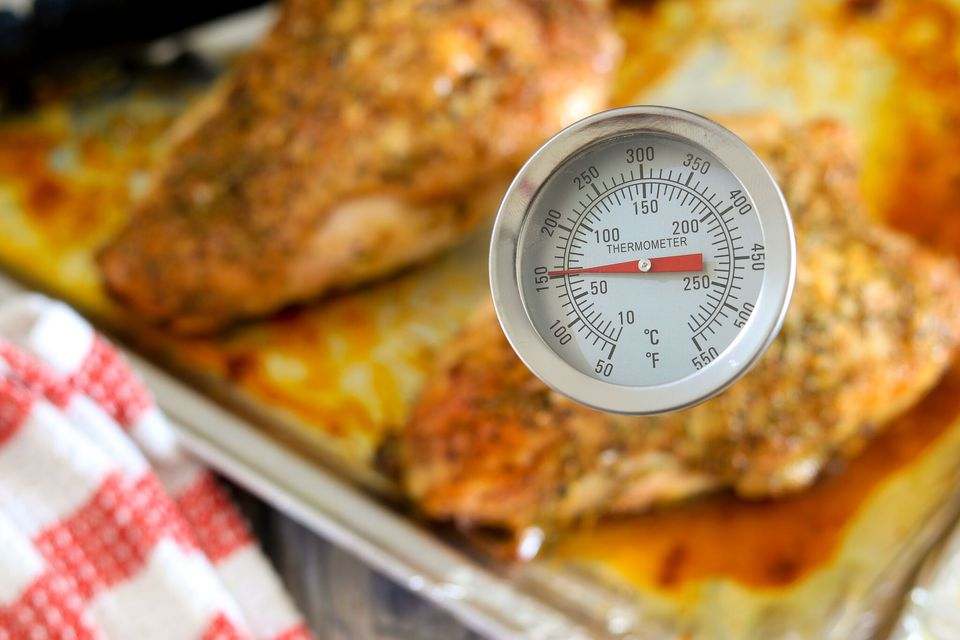 Temperature of Chicken Breast