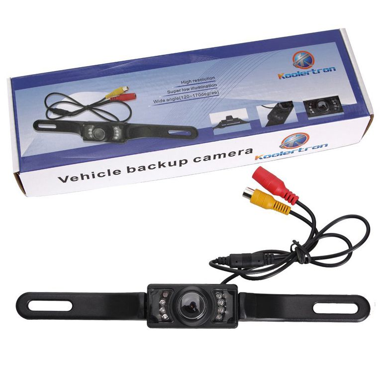 koolertron backup camera review