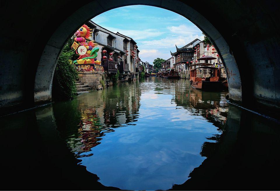 Visit Suzhou Amazing China Destination