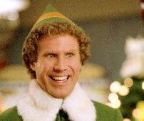 Elf movie stars Will Ferrell