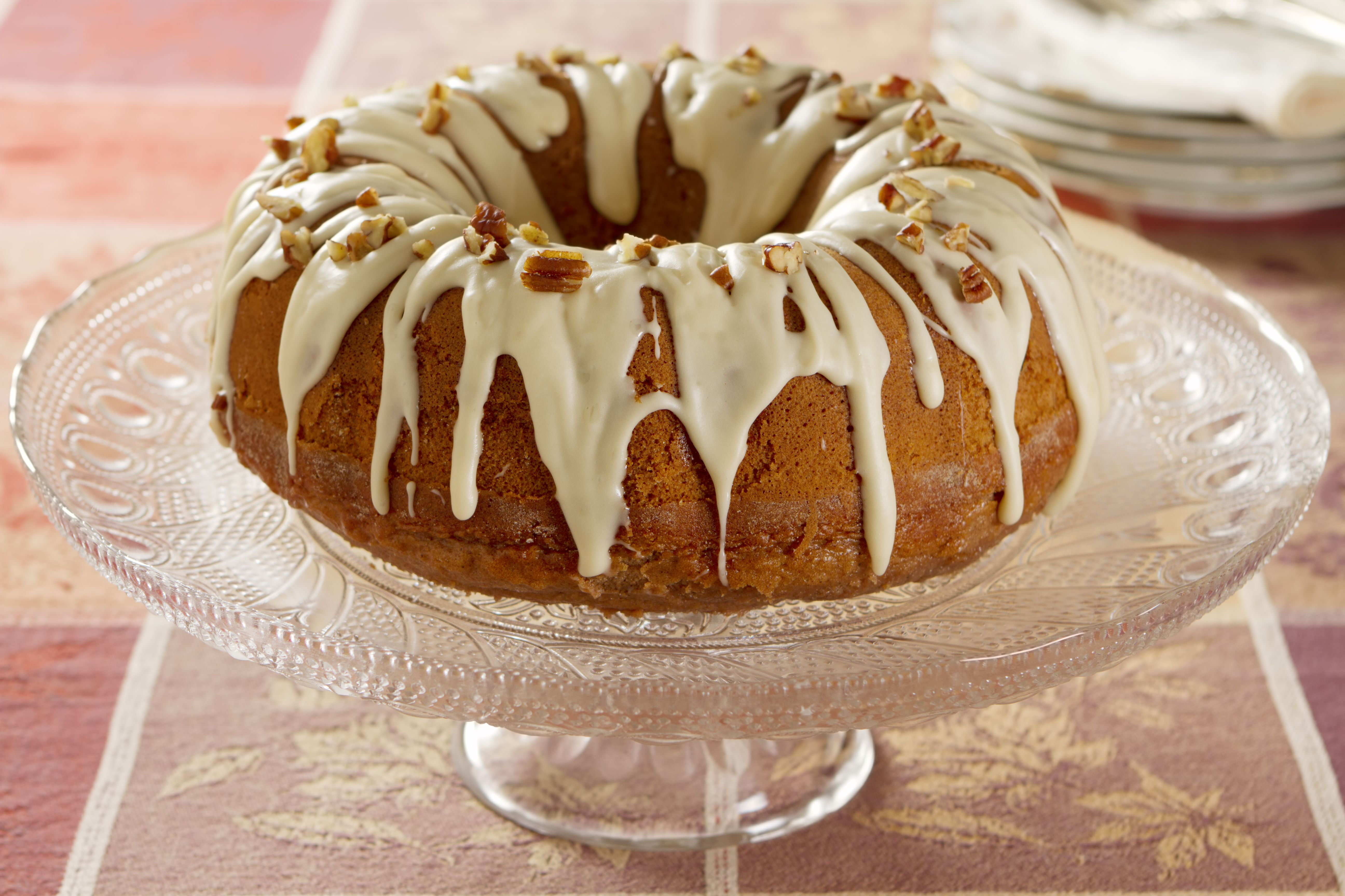 Ricotta Cake With Browned Butter Glaze Recipe