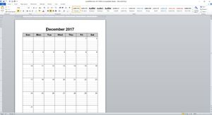 89 free calendar templates for 2018 and beyond word calendar templates at calendars that work pronofoot35fo Images