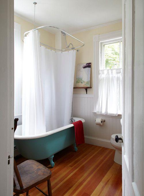 clawfoot tub bathroom designs. Colorful Beach Style Clawfoot Tub 10 Beautiful Bathrooms With Tubs