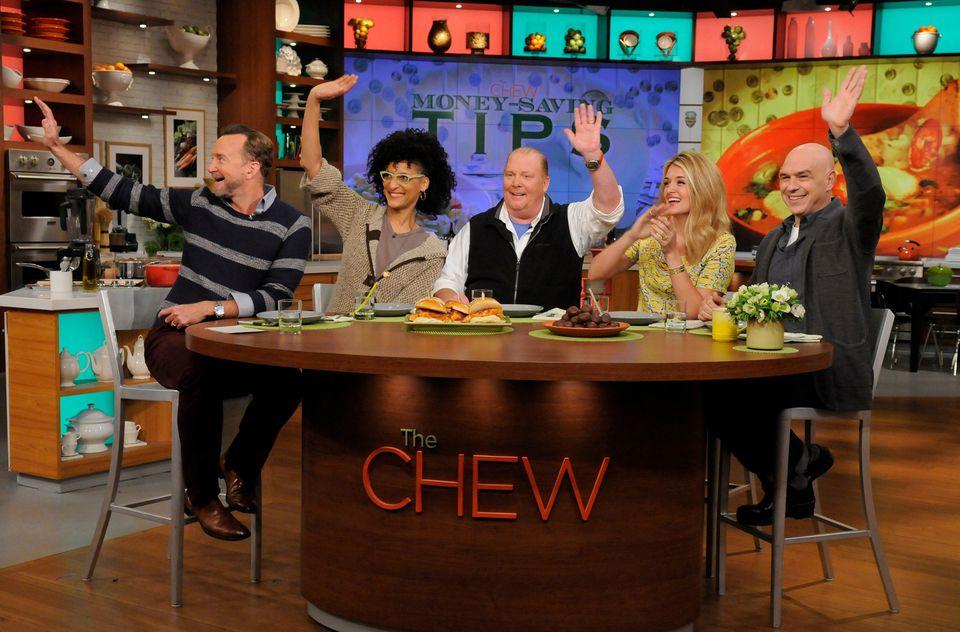 """ABC's """"The Chew"""" - Season Four"""