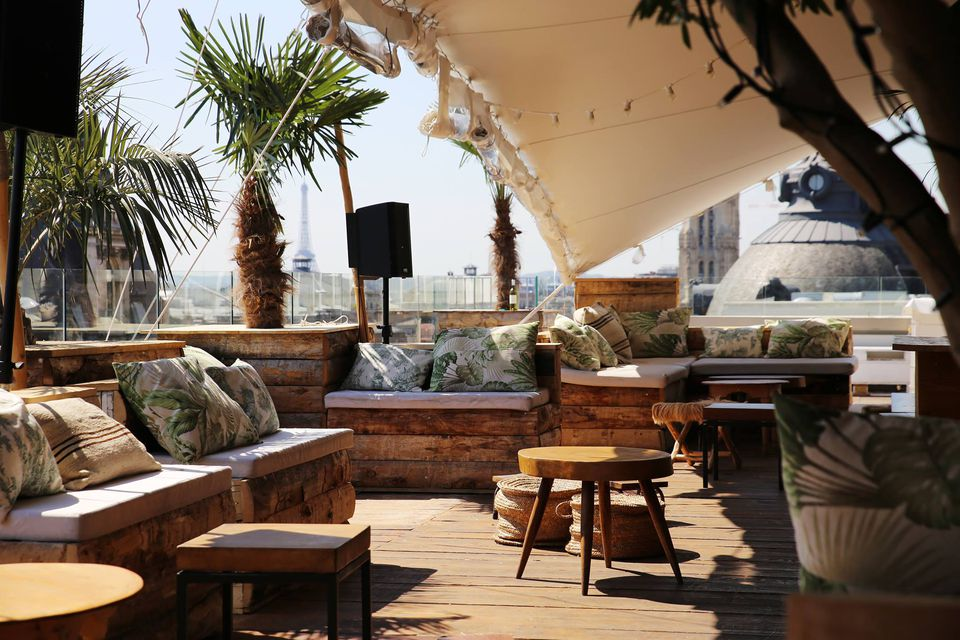 The Best Rooftop Bars In Paris - The 12 best rooftop bars and patios in canada