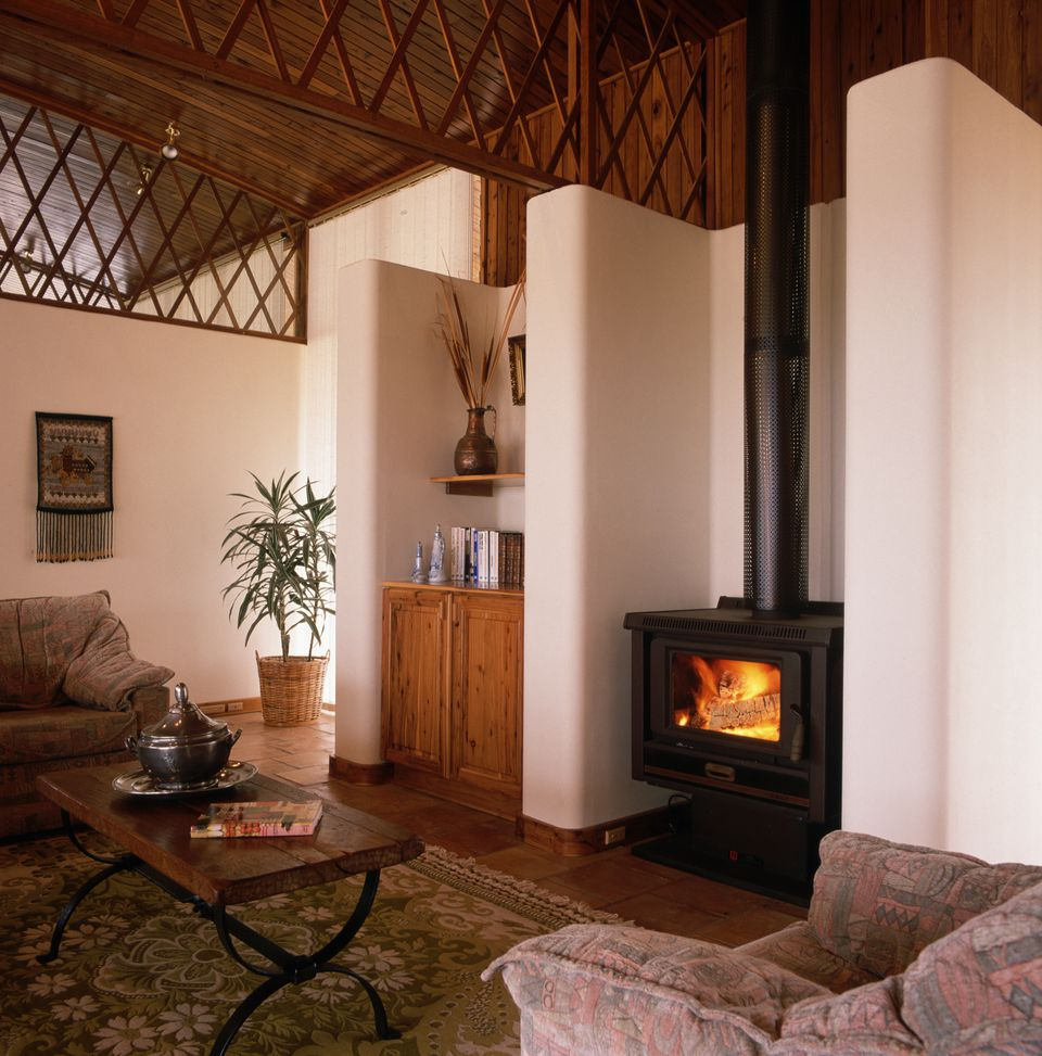 Guide to buying a pellet stove Living room ideas with stoves