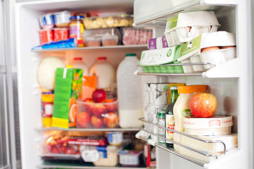 Keep food colder than 40 degrees to prevent it from spoiling
