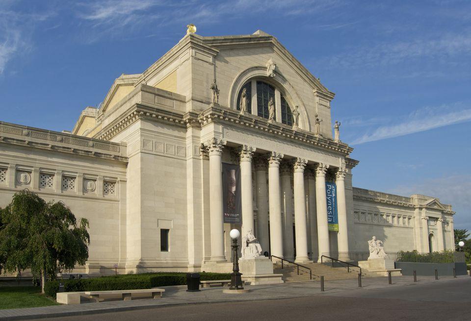 St. Louis Art Museum in Forest Park