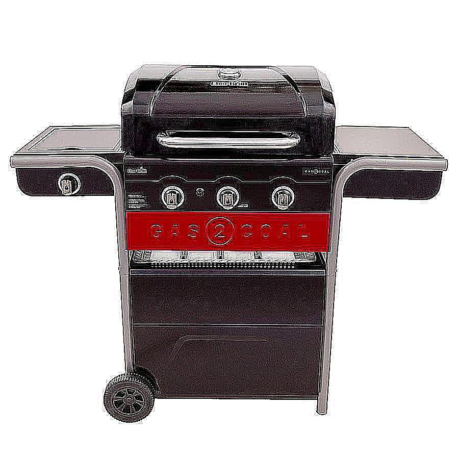 Char-Broil Gas2Coal 3-Burner Model# 463340516