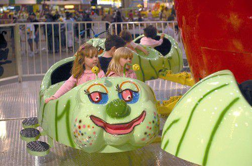 I-X Indoor Amusement Park, Cleveland Ohio