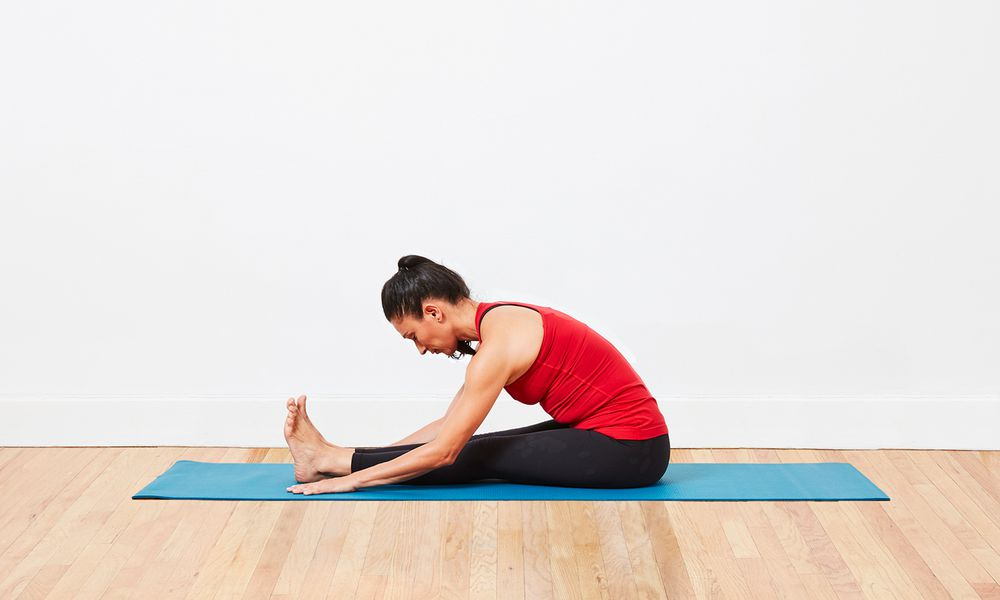 Simple Hamstring stretch