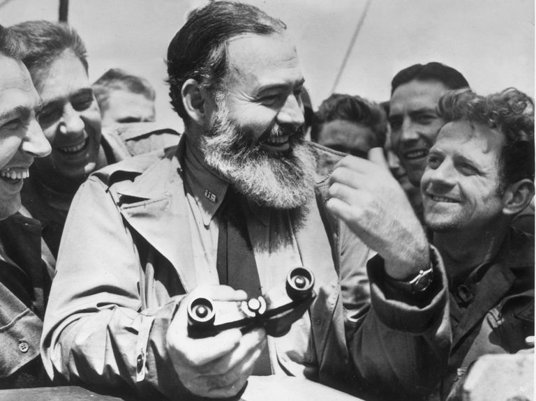 camping out by ernest hemingway hemingway