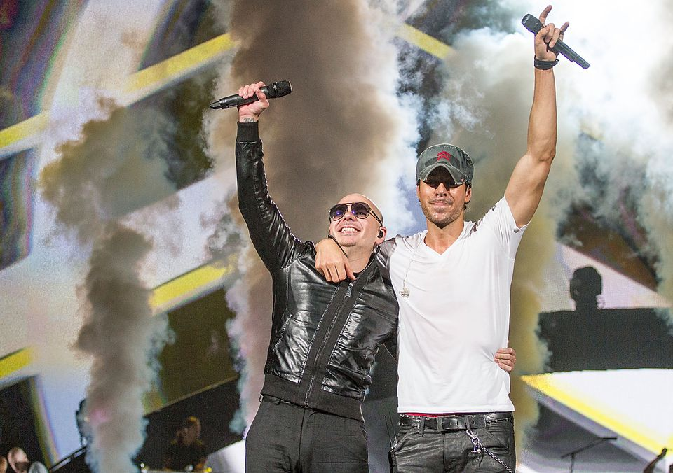 Montreal concerts in October 2017 include Enrique Iglesias and Pitbull.